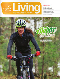 Carilion Clinic Living | Spring 2016